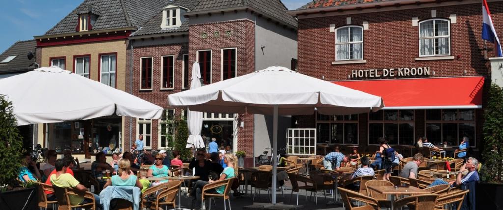 Gennep - Hotel De Kroon